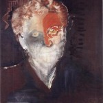Marlene Dumas. Martha. Freud's Wife.