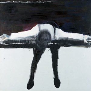 Marlene Dumas. Measuring your own grave