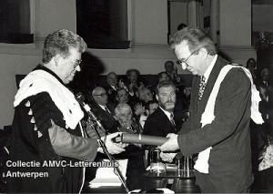 doctor honoris causis in Gent