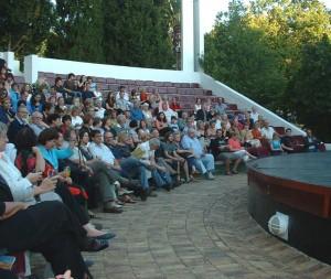 Versindaba 2009 in die Oude Libertas Amfiteater, Stelllenbosch