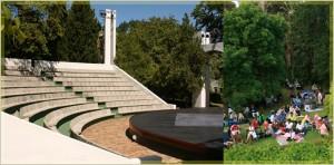 Oude Libertas Amfiteater Stellenbosch