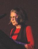 Antjie Krog voorlesing van eie verse