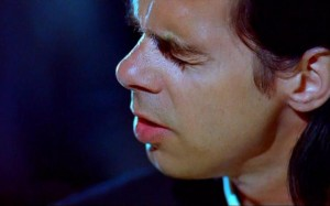"Nick Cave sing ""Are you the one that I've been waiting for"""