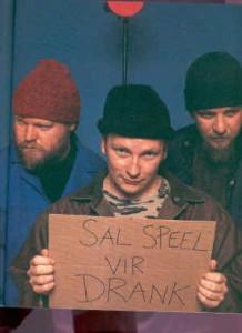 Foto uit 2001, deur Sally Shorkend vir Insig (RIP)