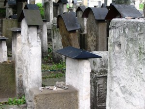 Joodse Begraafplaas, Krakau, Pole