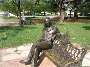 John Lenon in Havana