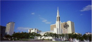 Maputo se katedraal