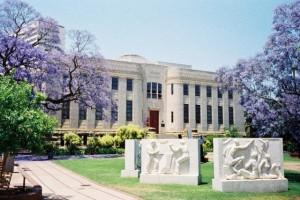 Ou Merenskybiblioteek, Pretoria