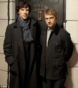 Die BBC se nuwe Holmes en Watson