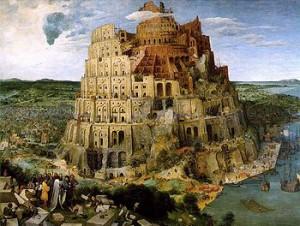 Pieter Brueghel se Die Toring van Babel