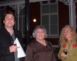 Danie Marais, Zandra Bezuidenhout & Riana Barnard
