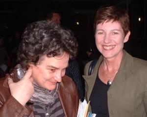 Marlene van Niekerk & Marga Collings van NB