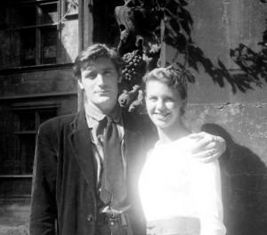 Ted Hughes & Sylvia Plath