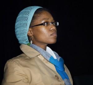 Regisseuse Asanda Phewa (I Face like Mine) Foto: Ju-Mari van der Walt