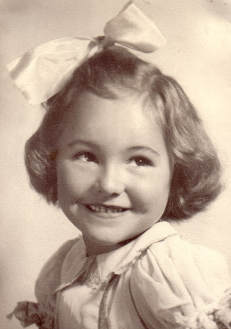 4 jaar oud. 1949