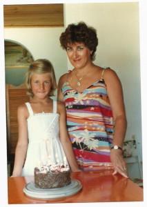 Zandra & Marga. 1981