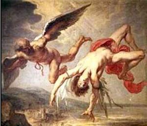 Daedalus en Ikarus