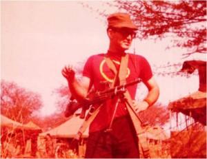 Paraat aan die grens. 1979