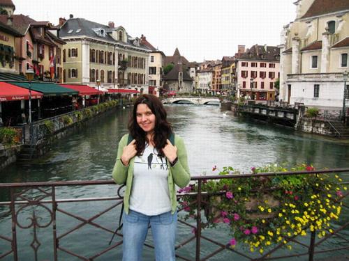 By 'n kanaal in Annecy