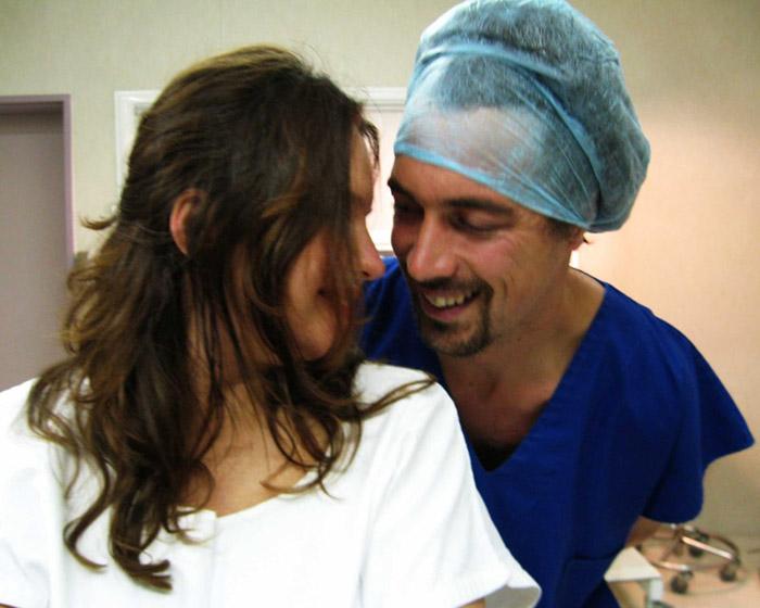Met die geboorte van Carina & Gerrit se seun, Aden, op 28 Augustus 2007.