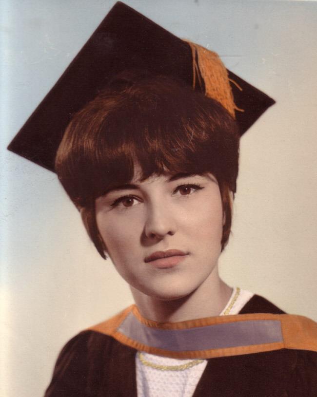 Graad gevang. 1966 UP
