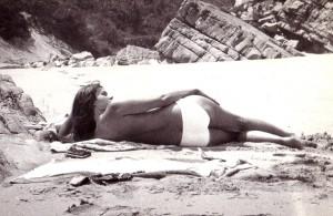Op Onrus se strand