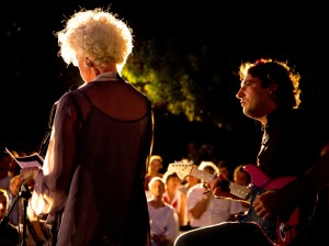 Antoinette Kellerman en Schalk Joubert