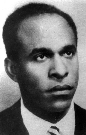 essays on frantz fanon Review of black skin, white masks frantz fanon's astounding debut novel, black skin, white masks (1952), originally titled an essay for the disalienation of blacks.