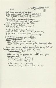 Sylvia Plath - notas vir Ariel