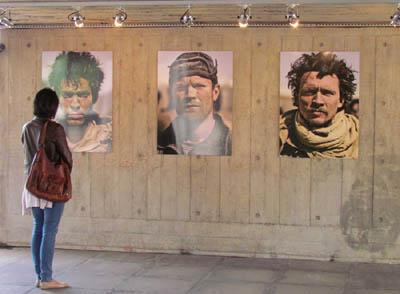 Afghanistan soldate