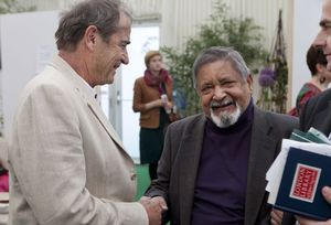 Paul Theroux & VS Naipaul