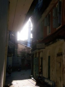 'n Straat in Stone Town