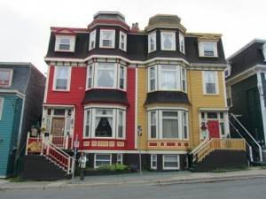 Huis in St John's