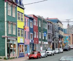 Straat in St John's
