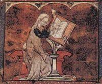 Marie de France Illuminated