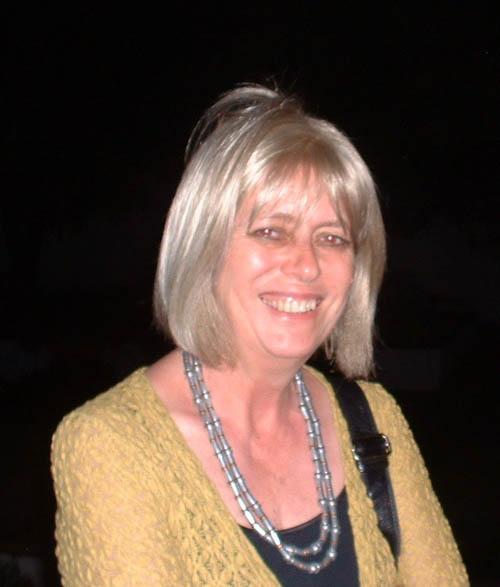 Prof Louise Viljoen van die dept. Afrikaans by US