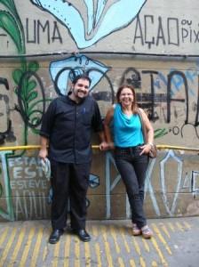 Miriam en ons tolk, Marcio