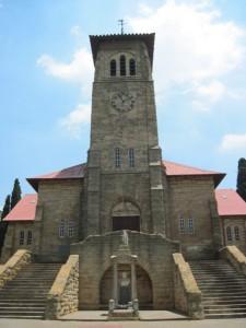NG Kerk, Greylingstad - vooraansig