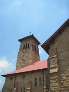 NG Kerk, Greylingstad - syaansig