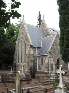 Cradock Anglikaanse kerk, 1869