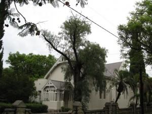 Cradock Anglikaanse kerk, 1893