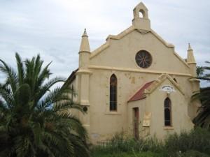 Cradock Congregational kerkgebou, 1853