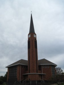 Cradock-Oos NG Kerk, 1952