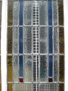 Cradock Oos NG Kerk, loodglaswerk