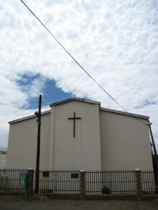 Lingelihle Anglikaanse kerk, 1963