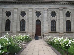 Moederkerk, syaansig detail