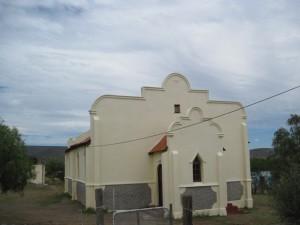 Naamlose kerk in Lingelihle, 1942