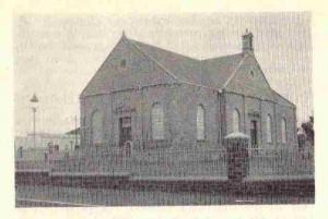 Ou foto van Philipstown se Gereformeerde Kerkgebou