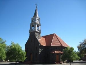 NG Kerkgebou, Luckhoff