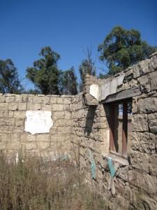 Die skool se binnekant in 2012